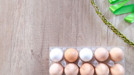Care este diferența dintre ouăle cu coaja albă și cele cu coajă maro?