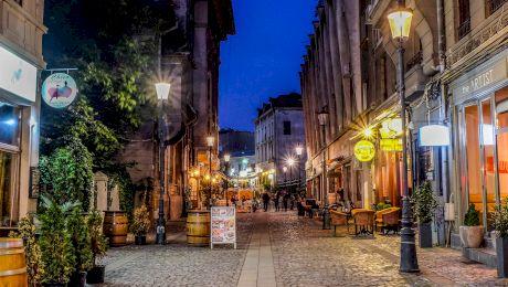 Strada din București cu un singur număr