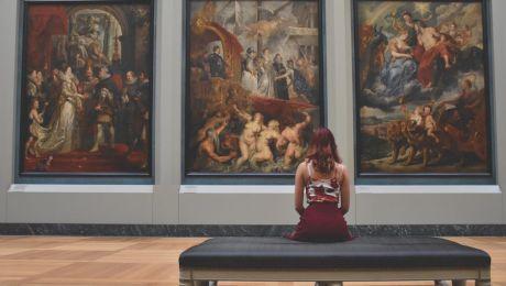 Ce se întâmplă dacă, din greșeală, distrugi o operă de artă dintr-un muzeu?