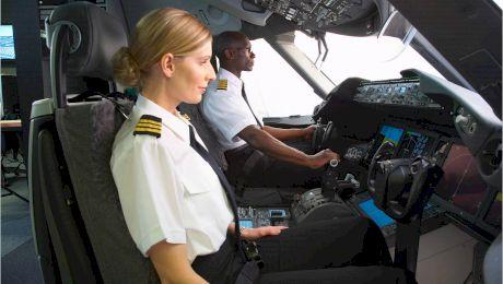 De ce majoritatea piloților sunt bărbați?