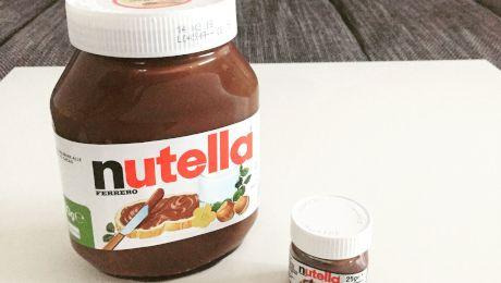 De unde vine denumirea de Nutella și câte borcane se vând pe minut?
