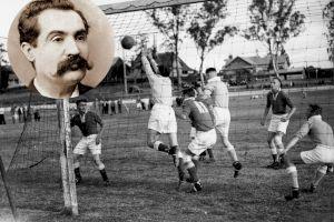 Este adevărat că Eminescu era pasionat de fotbal?