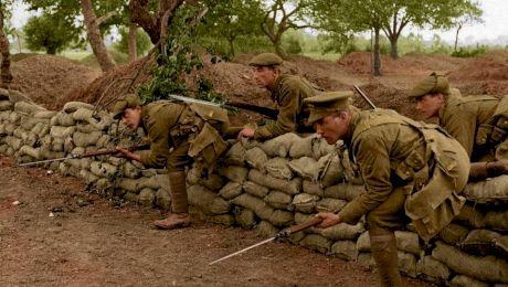 """Cum vorbeau soldații români în vreme de război? Ce erau """"scroafele"""" și """"picăturile de stomac""""?"""