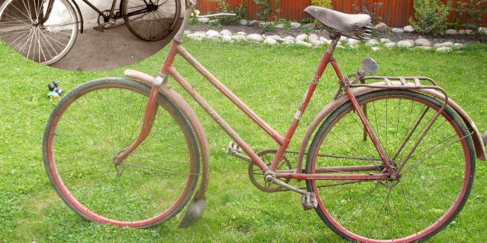 De ce bărbații foloseau biciclete cu cadru și femeile fără?
