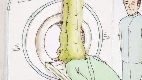 Cum ar fi dacă oamenii ar avea cap de crocodil?