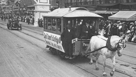 Cum se împotriveau românii apariției tramvaiului electric?