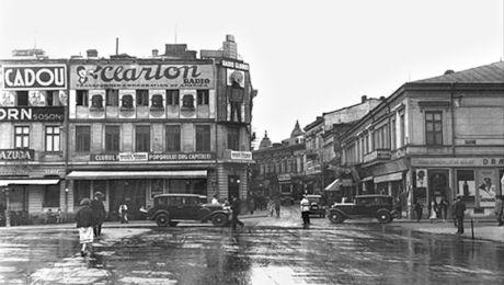 Unde a fost montat primul semafor din București și cum arăta?