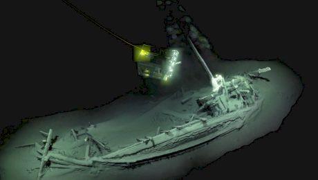 E adevărat că cea mai veche epavă din istorie a fost descoperită în Marea Neagră?
