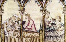 Este adevărat că în Evul Mediu oamenii dormeau de două ori pe noapte?