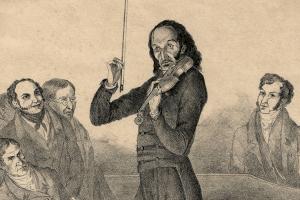 Ce i-a răspuns Paganini unui vizitiu impertinent?