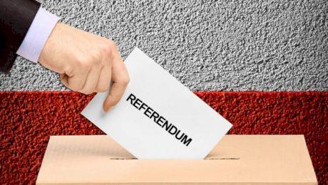 Care a fost primul referendum din istoria României?