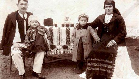 Cum veneau pe lume copiii țăranilor români în jurul anului 1900?