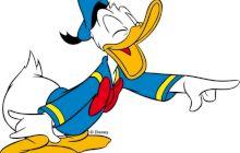 E adevărat că desenele cu Donald Duck au fost interzise pentru că rățoiul nu purta pantaloni?