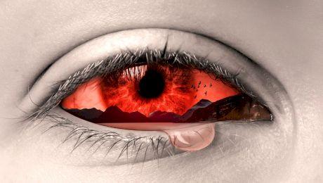 Care este locul unde este imposibil să plângi și cum a apărut plânsul?