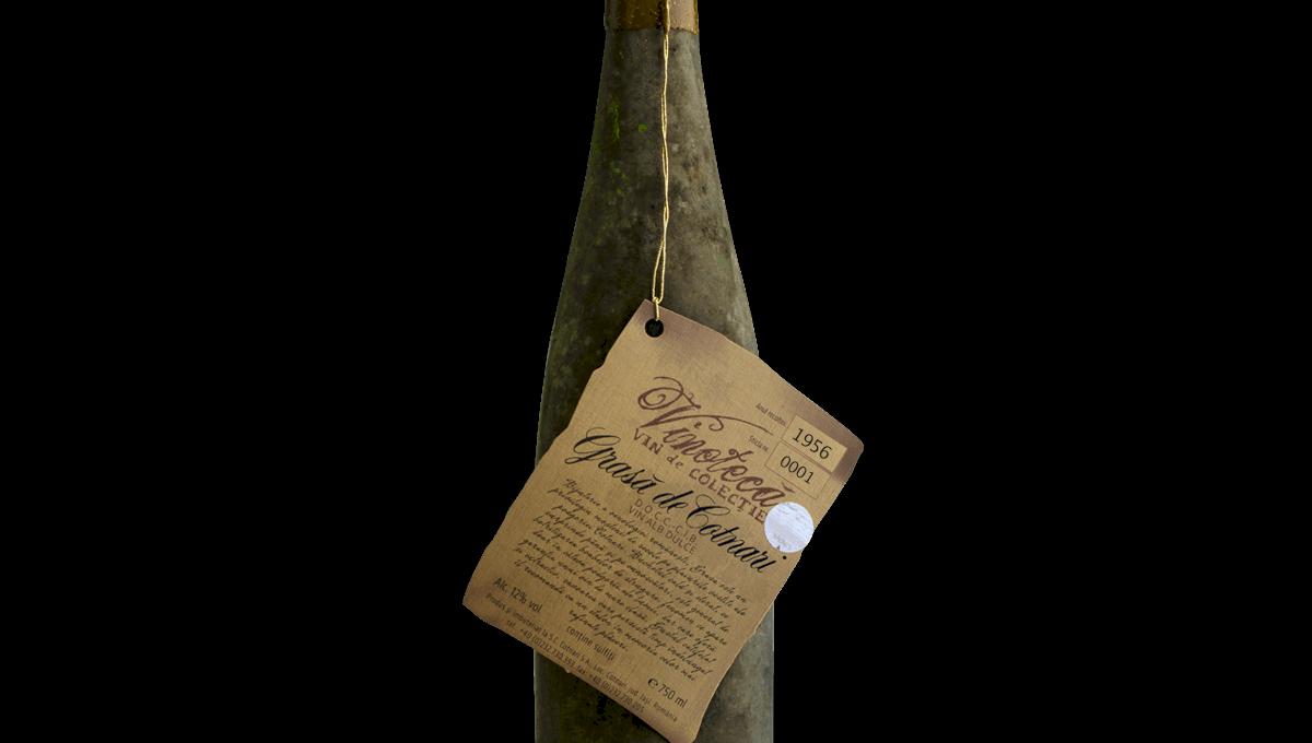 Care este cel mai vechi vin din România și cât valorează?