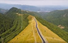Cum arată Drumul lui Mihai Viteazul, unul dintre cele mai spectaculoase din România?