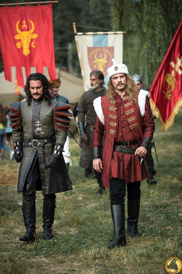 Stefan cel Mare si Vlad Tepes
