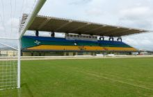 Există un teren de fotbal construit pe ambele emisfere ale Terrei?