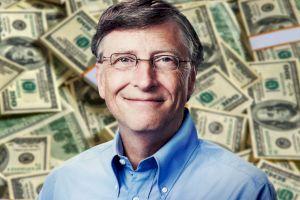 Ce s-ar întâmpla dacă Bill Gates ar cheltui un milion de dolari pe zi? În cât timp și-ar consuma averea?