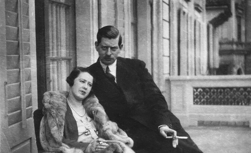 Carol al II-lea si Elena Lupescu