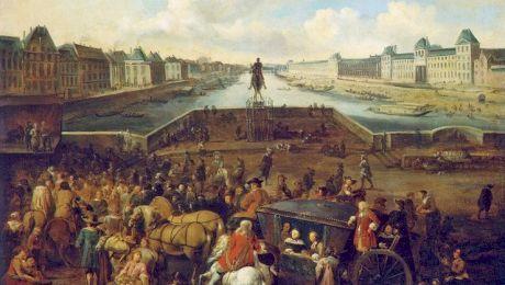 Cum își obțineau infractorii libertatea în 1719 în Paris? Ce erau nevoiți să accepte?