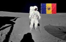 E adevărat că steagul României a ajuns pe Lună?