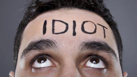 """Ce însemna adjectivul """"idiot"""" la începuturi?"""