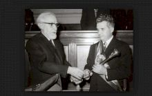 """Cum l-a luat la mișto Salvador Dali pe Nicolae Ceaușescu? """"Dictatorul"""" nu a înțeles ironia și s-a făcut de râs"""