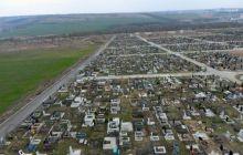 E adevărat că în Moldova există cel mai mare cimitir din Europa? Câte locuri are și cum se vede din avion?