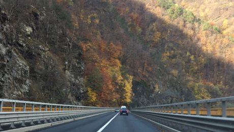 E adevărat că nu românii au construit drumul de pe Valea Oltului?