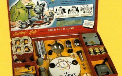Cum arăta cea mai periculoasă jucărie pentru copii din lume și ce conținea trusa?