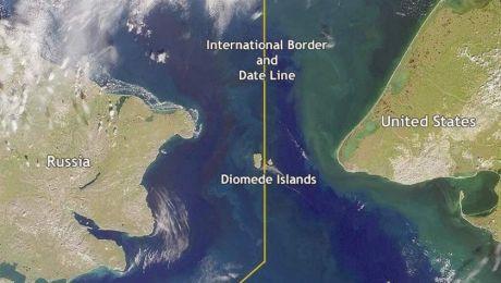 E adevărat că distanța dintre Rusia și Statele Unite ale Americii este de doar 3,8 kilometri?