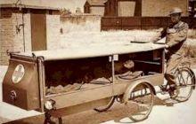 Sicriul ambulant! Cum arăta prima ambulanță din istorie?