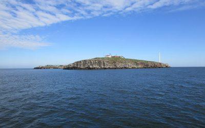 Cum a rămas Insula Șerpilor fără șerpi? De ce, uneori, marea din jurul insulei se aprinde?