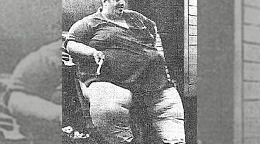 Pierdere în greutate bărbat în vârstă de 41 de ani