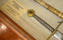 Cum a ajuns sabia lui Ștefan cel Mare la Istanbul?