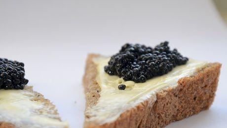 De ce icrele negre sunt atât de scumpe? Cum se obține caviarul?