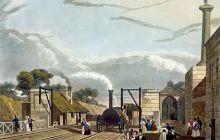 Cine a fost primul român care a mers cu trenul? Ce a spus după călătoria fantastică?