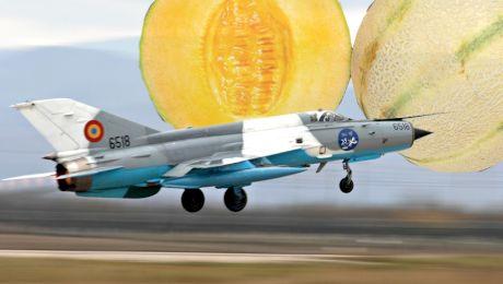 Mofturi de dictator. E adevărat că Ceaușescu a trimis un avion MIG să aducă pepene galben în plină iarnă?