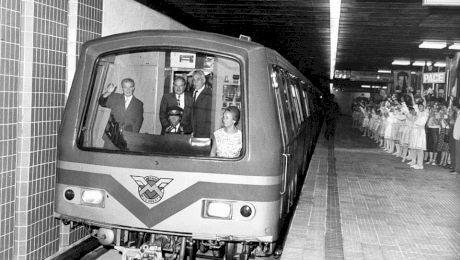 De ce n-a vrut Ceaușescu scări rulante la metrou?