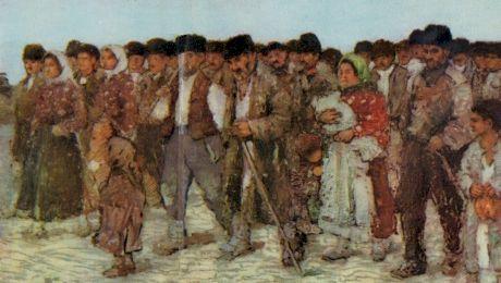 """Cum erau descriși românii în anul 1800: """"Leneși, zgârciți. Rar am văzut un român fără un ciomag în mână"""""""