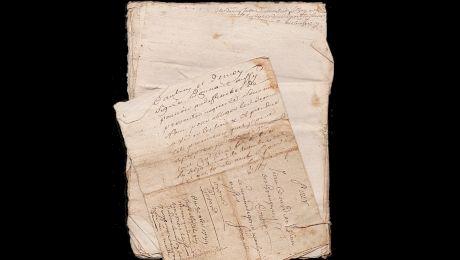 Cum arată cel mai vechi document păstrat scris în limba română? Înțelegi ceva?