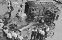 E adevărată legenda orașului Caracal? Chiar s-a răsturnat acolo căruța cu proști?