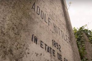E adevărat că în București există mormântul lui Adolf Hittler?