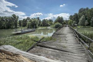 E adevărat că cea mai nouă țară din lume se află pe Dunăre?