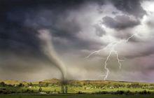 Care a fost cea mai puternică tornadă din istoria României?