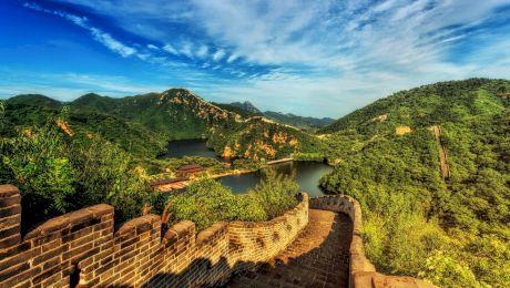 Marele Zid Chinezesc se vede din spațiu sau nu?
