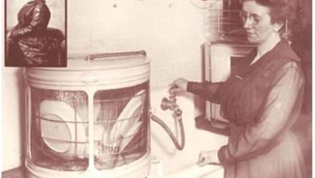 Cine a inventat mașina de spălat vase?