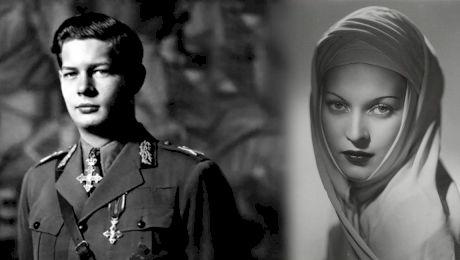 E adevarat că Regele Mihai s-a iubit cu actrița Mariella Lotti?