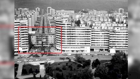 E adevărat că un bloc a fost mutat cu oameni înăuntru?
